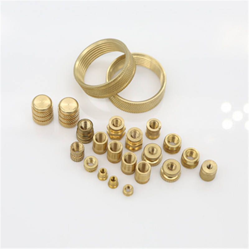 High quality hot sale Brass Nut Hex Copper nut Hexagonal Thread Nuts
