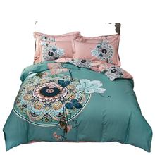 CL003A27 3d printing king size bed sheet set bedroom duvet cover sets king