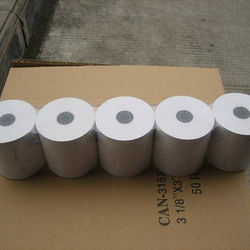 Cashier Receipt Rolls Thermal Paper 80x80 57x40 for sale