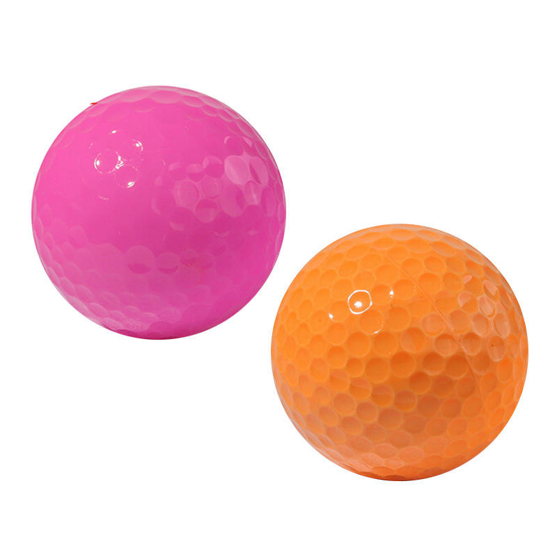 Customized Logo Eco-friendly 4 Piece Golf Ball Biodegradable Golf Ball New Golf Ball