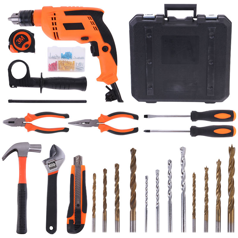 2020 Ronix Low MOQ ROX010-1 Professional Tool Germany Quality In Store Household Power Tools Combo Box Set Mechanic