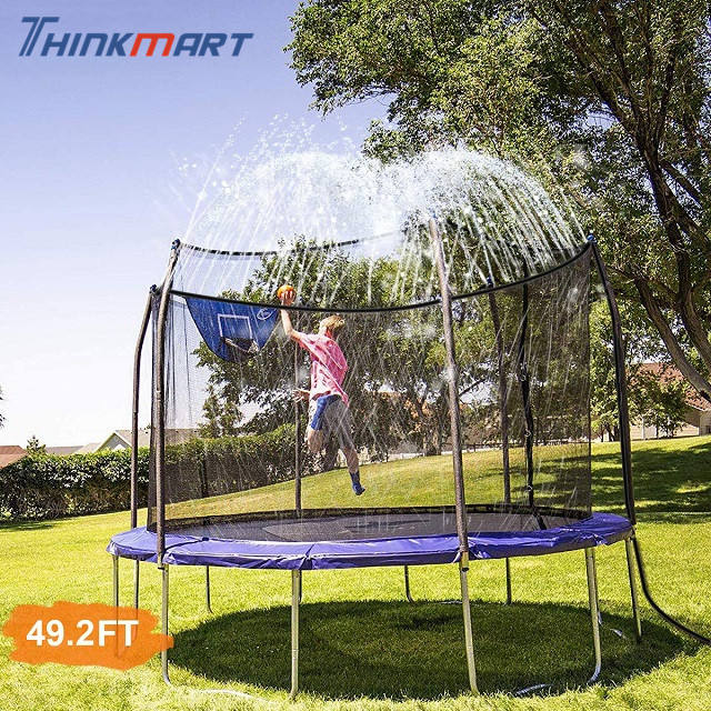 Summer Playground Water Play Equipment inflatable slides inflatable toys cooling piper
