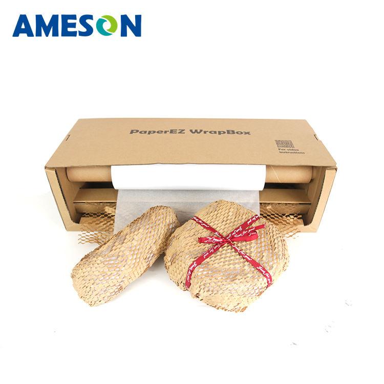 PaperEZ Compostable упаковка сотовая крафт-бумага для упаковочного материала