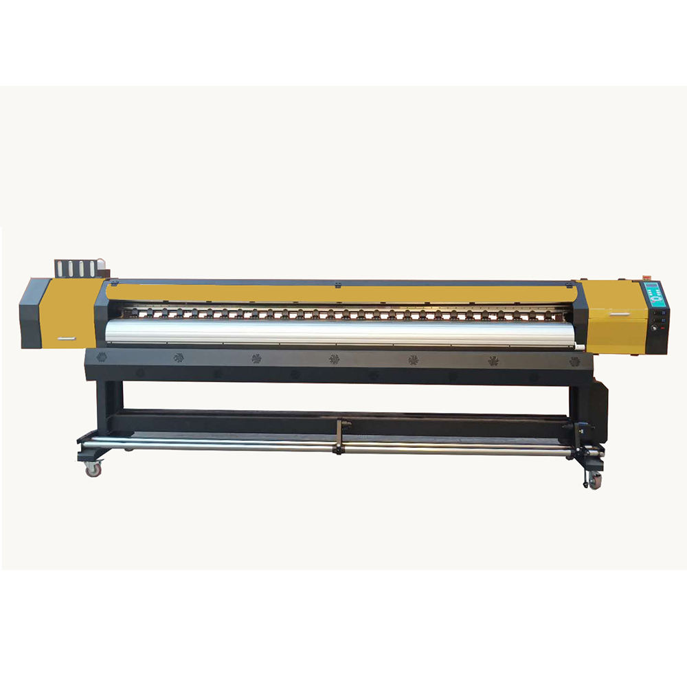 best price dx5 head 2.2 meter eco solvent printer 2.5 m 1.8m outdoor large format hot sale for banner