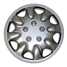 Top Lead Universal PP ABS material Vehicle Center Wheel Hub Caps , 15 inch Anti-wear Decoration Car Wheel Covers