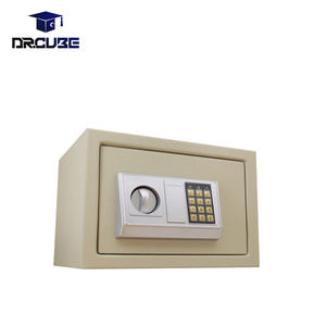 Manufacturer supplier cheap prices jewellery safe locker mini electronic money box for office