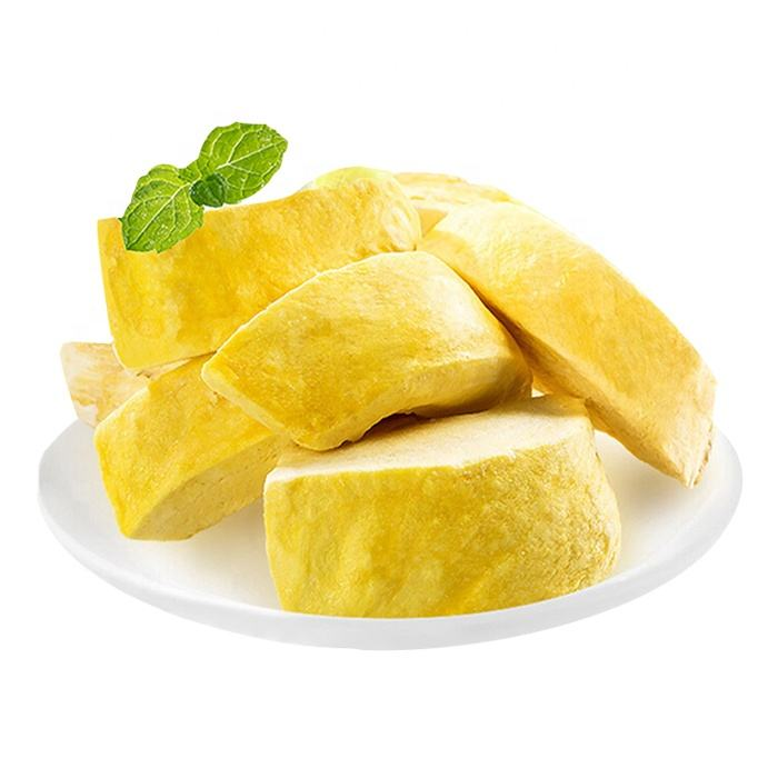 Best Price Freeze Dried Fruit Dried Durian Chip for Sale