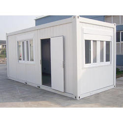 Luxury Portable Steel Prefab House Container, Shipping Container Home For Sale