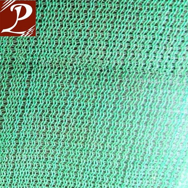 High quality agricultural dark green shade net with UV