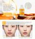 OEM ODM pure skin care whitening hyaluronic acid face vitamin c serum, vc serum, whitening