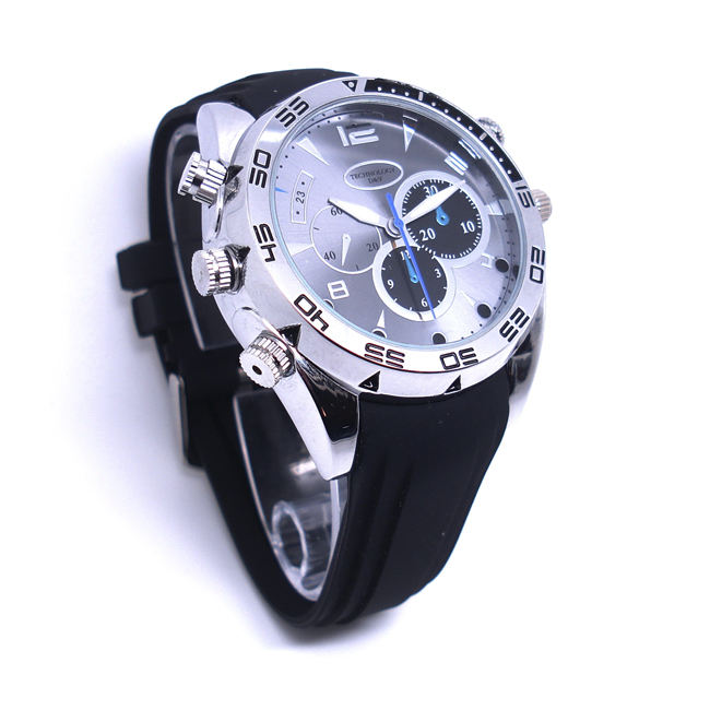 Fashionable Waterproof HD DVR Hidden Watch Camera 1080P Wrist