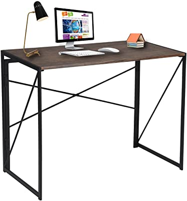 Home office folding table and computer table