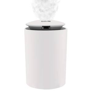 Desktop Mini Multifunction Cool Mist Essential Oil Diffuser Fragrance Air Ultrasonic Humidifier