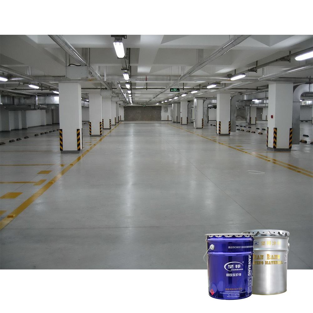 JIANBANG Epoxy Sealing Primer for Concrete floor primer