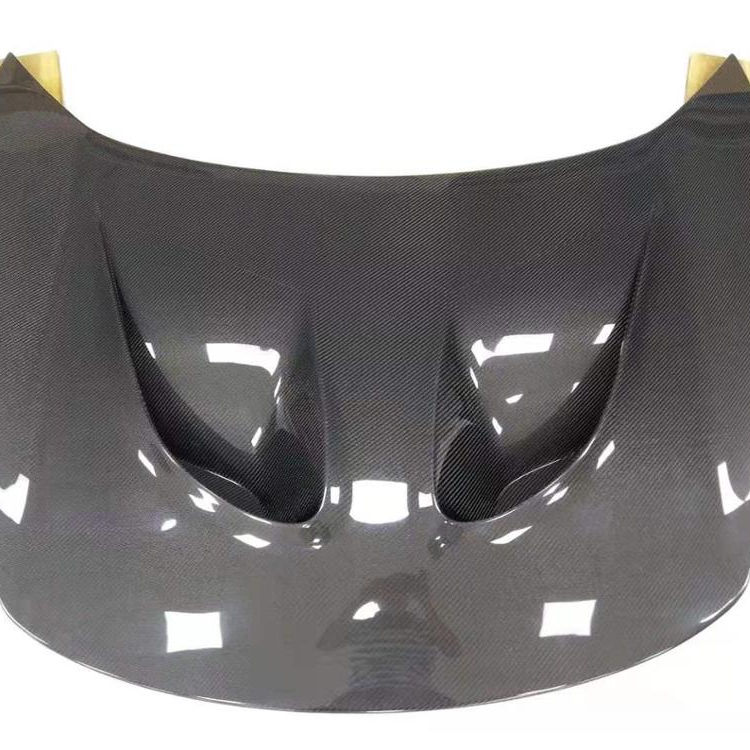 P1 hood for mclaren MP4 540 570 650s upgrade body kit fiberglass carbon material authentic fitment quality