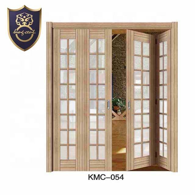 living room kitchen partition wooden door sliding door folding door