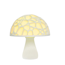 Baby bedroom light mushroom night light 3D printing PLA mushroom lamp