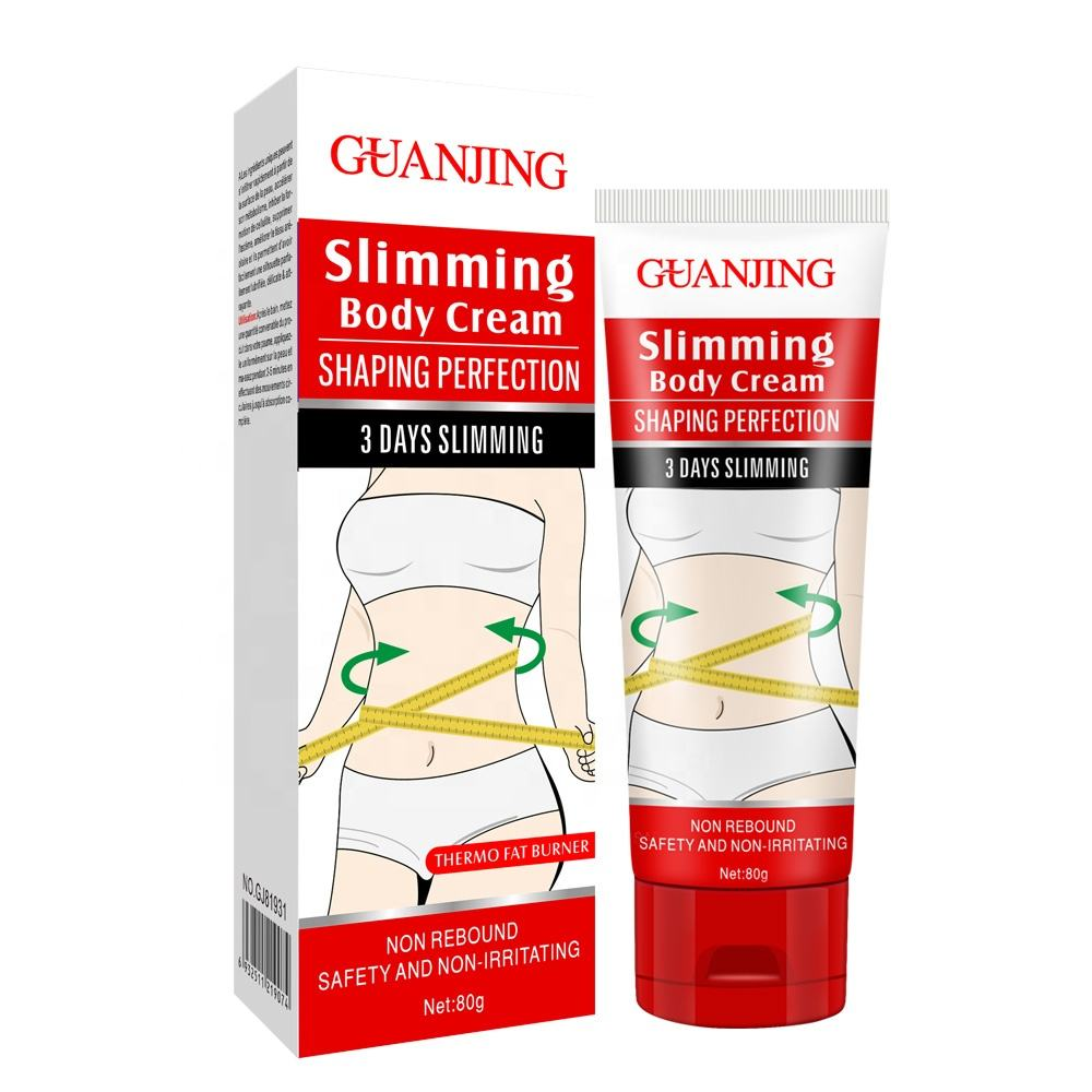 Wholesale 3 Days Slimming Body Cream Shaping Create Beautiful Curve Firming Cellulite Body Women body slimming cream