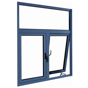 double glazed aluminum awning windows waterproof awning window wrought iron vertical awning