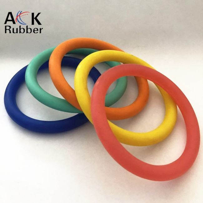 China Factory Direct Rubber Colored O Ring