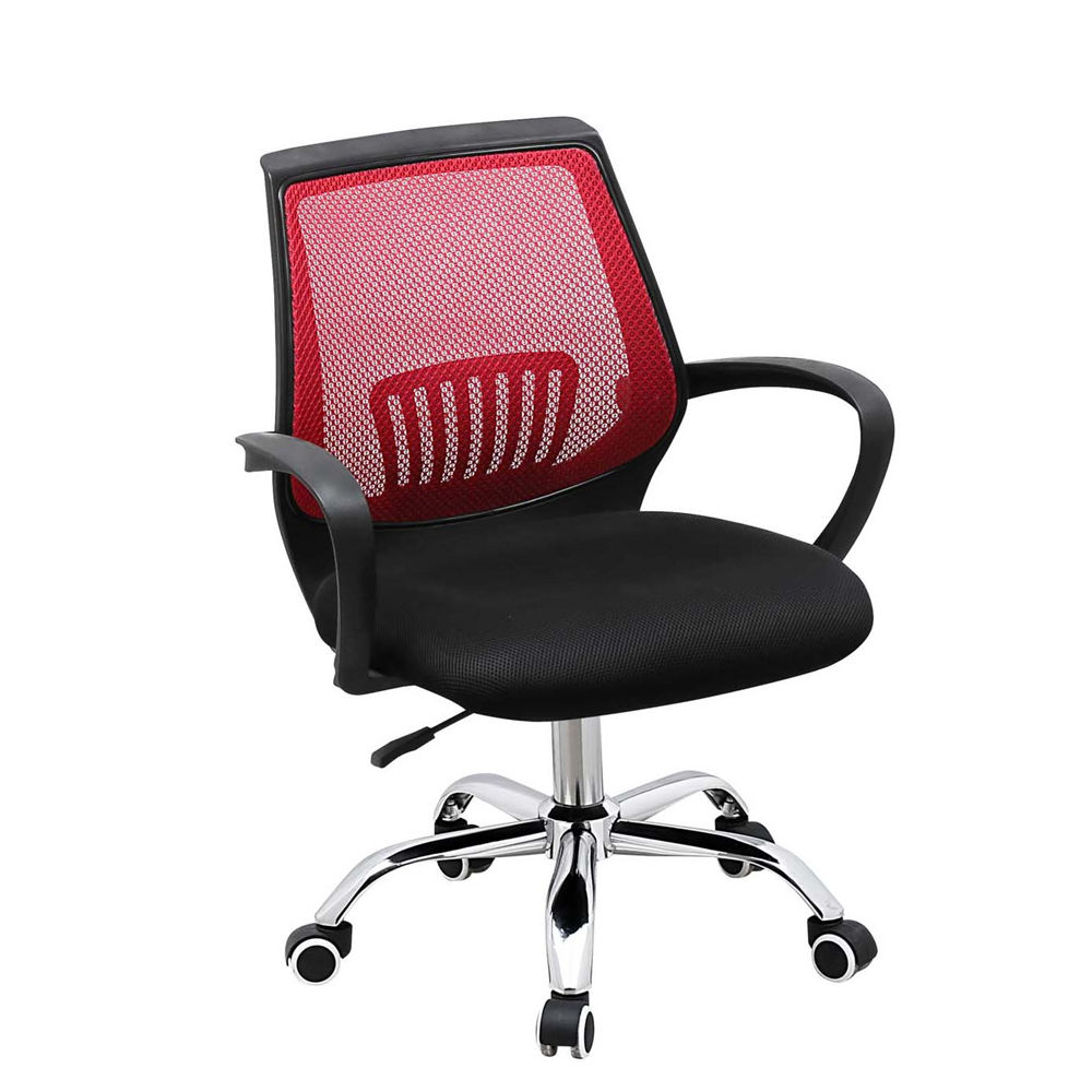 New Product Office Game Furniture Ergonomics Computer Chair Nylon Fabric Plastic Office Chairs.