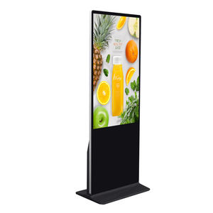 43inch High Quality 1920 1080 low cost Lcd indoor floor standing advertising monitor player digital signage for ads display
