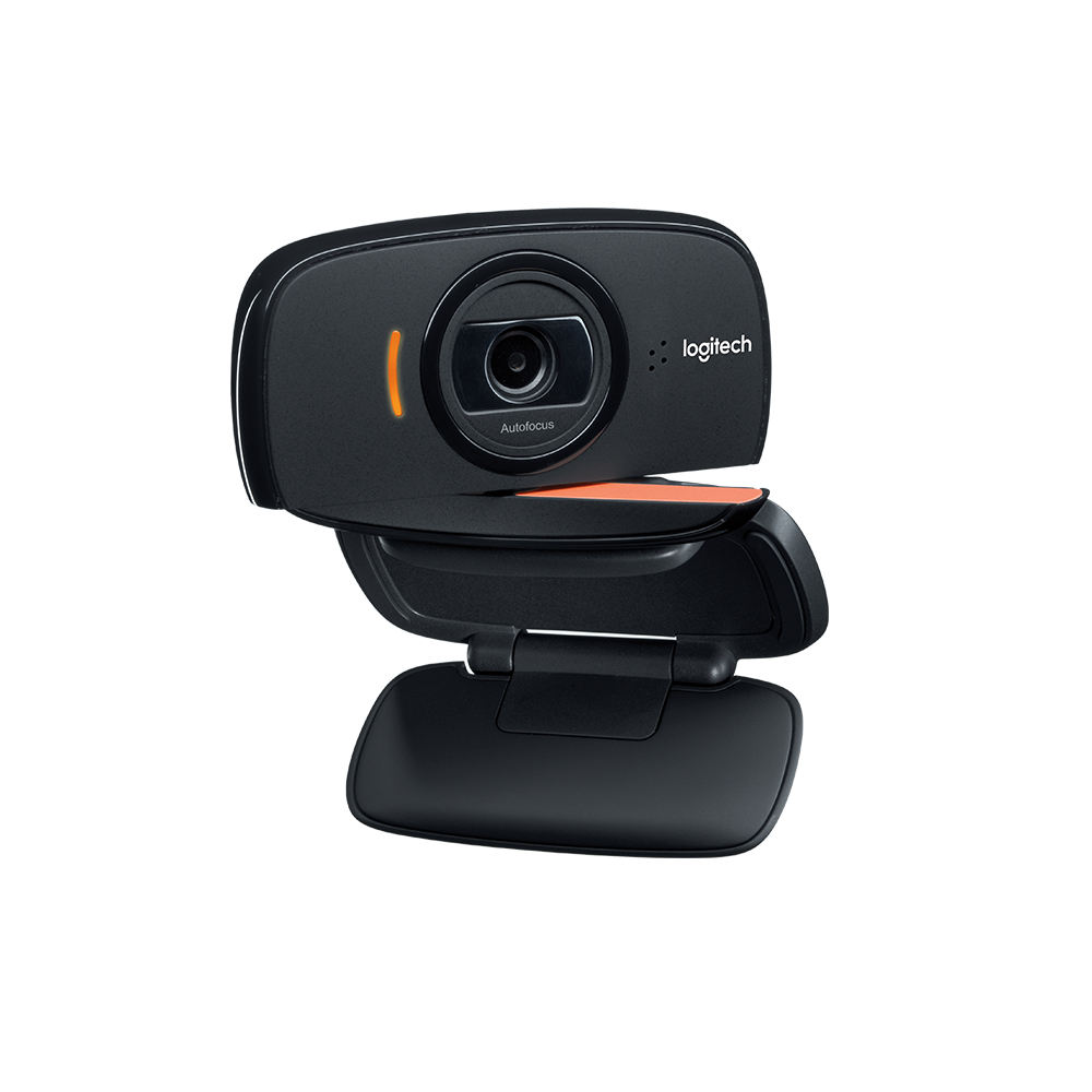 Nieuwe Logitech B525 Usb Camera Webcam Hd 1080P Video Mini Webcam Met Microfoon Web Camera