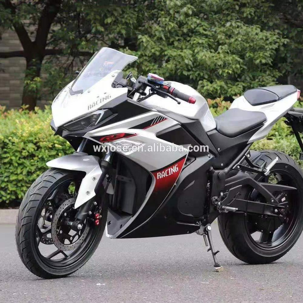 cheap price high speed 50cc 100km/h racing adult electric motorcycle