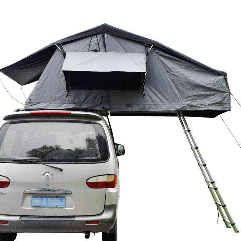 hot selling 2020 Amazon waterproof camp out car roof top tent for traveling camper trailer