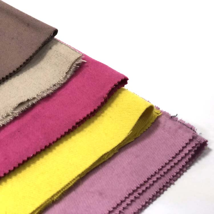 Merino TWILL Wool Customized Color 50% Wool Twill Fabric Marino