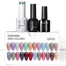 Wholesale Supplies Soak Off Oem Nails Supplier Color Set Kit Colour Art Led Uv Gel Nail Polish