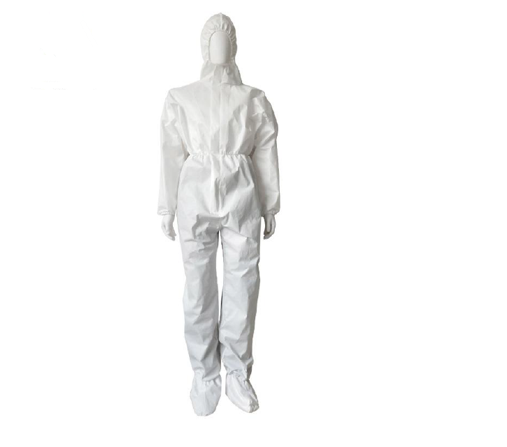 Cheap Industrial Waterproof White disposable coverall