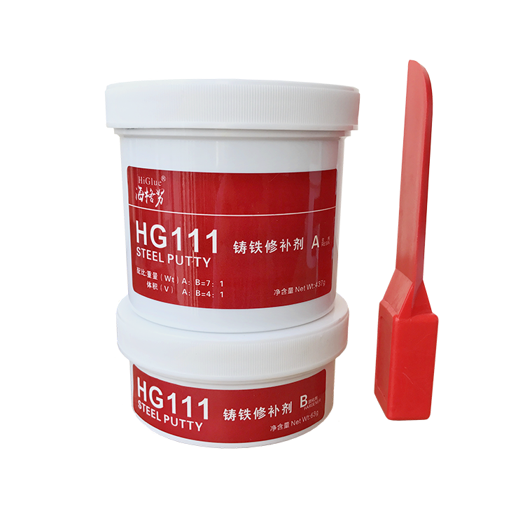Quicksteel Metal Epoxy Repair Putty Dent Filler & Patching Compound