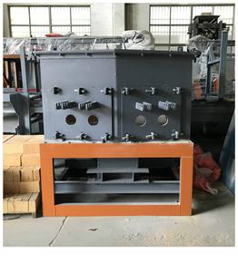 500KG Copper Bar Smelting and Temperature Holding Furnace