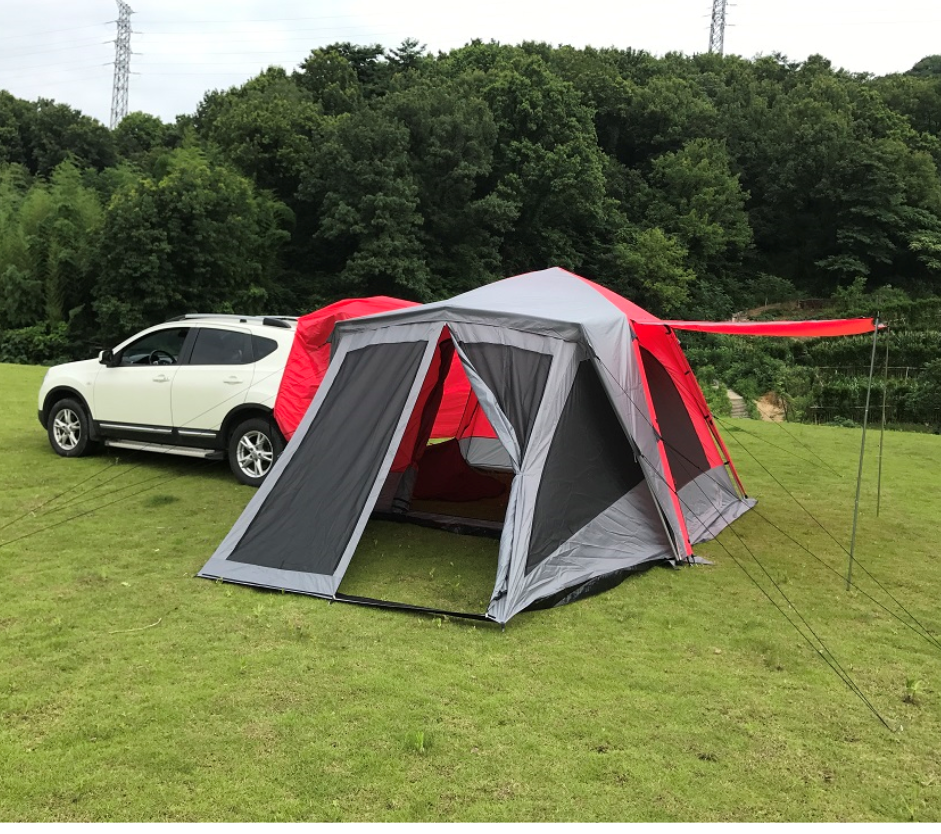 Top Quality Luxury Car Awning Water Proof Korea Outdoor Family Tent