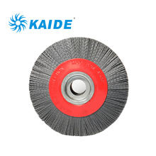 2020 hot sale Abrasive Filaments Wheel Brush for polishing
