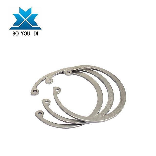 DIN 7993B Spring Steel 100 pcs M40 Internal Snap Rings Metric