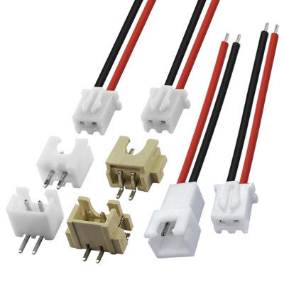 Custom Molex JST ZH PH EH XH 1.0 1.25 1.5 2.0 2.54mm Pitch 2/3/4/5/6 Pin Plug Connectors Cable Wire Harness Wiring