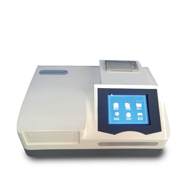 Automated Elisa Analyzer microplate Elisa Plate Reader Equipment