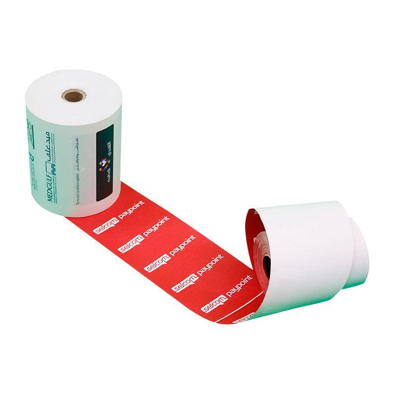 A grade Factory Best price 65gsm 3-1/8*230ft Thermal paper Pos paper 57x30 thermal paper rolls
