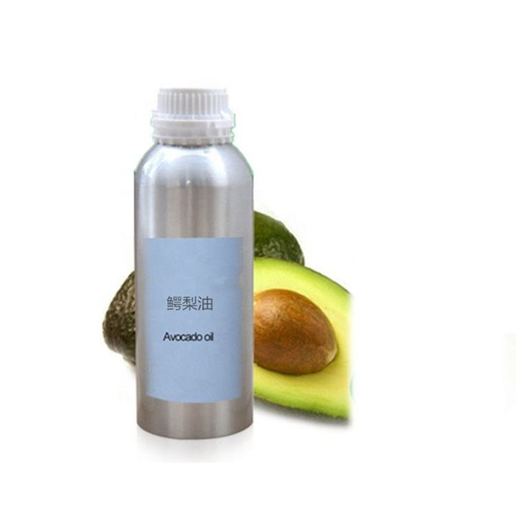 Unrefined&refined Avocado hair Oil For Skin care products