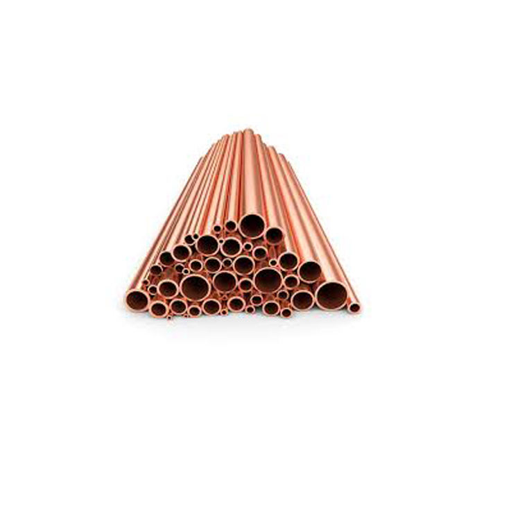 small diameter straight 22mm 15mm Copper alloy bright seamless Tube /Pipe/piping/tubing