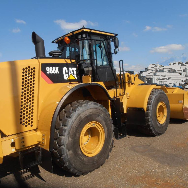 High Quality used 966K CAT loader, Caterpillar 966K wheel loaders for sale