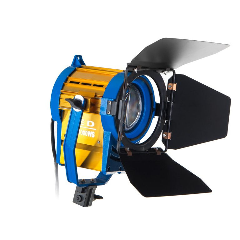 Bolangte Fresnel Led light CD-1000WS Photographic Lighting Photography equipment