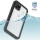 For Iphone 11 Pro MAX 8 Plus Waterproof Underwater Diving Full Submersible to 6.6 FEET Sealed Shockproof Phone Case With Package