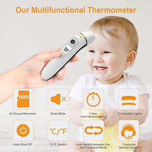 medical devices equipment health care measuring infrared digital thermometer for baby new baby products termometro