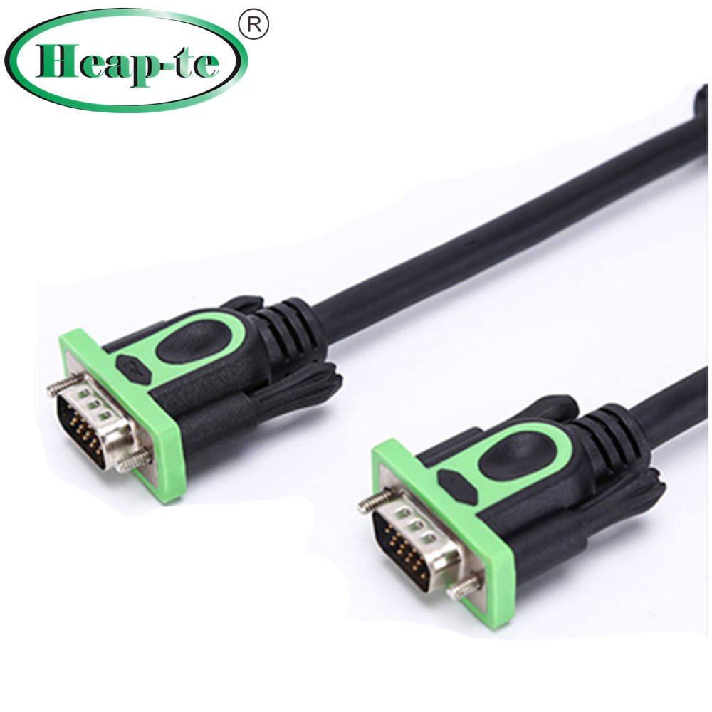 High speed 3+6 VGA cable projector computer monitor laptop TV hd video cable 1.5m 1.8m 3m 5m 10m 15m 20m 30m 50m