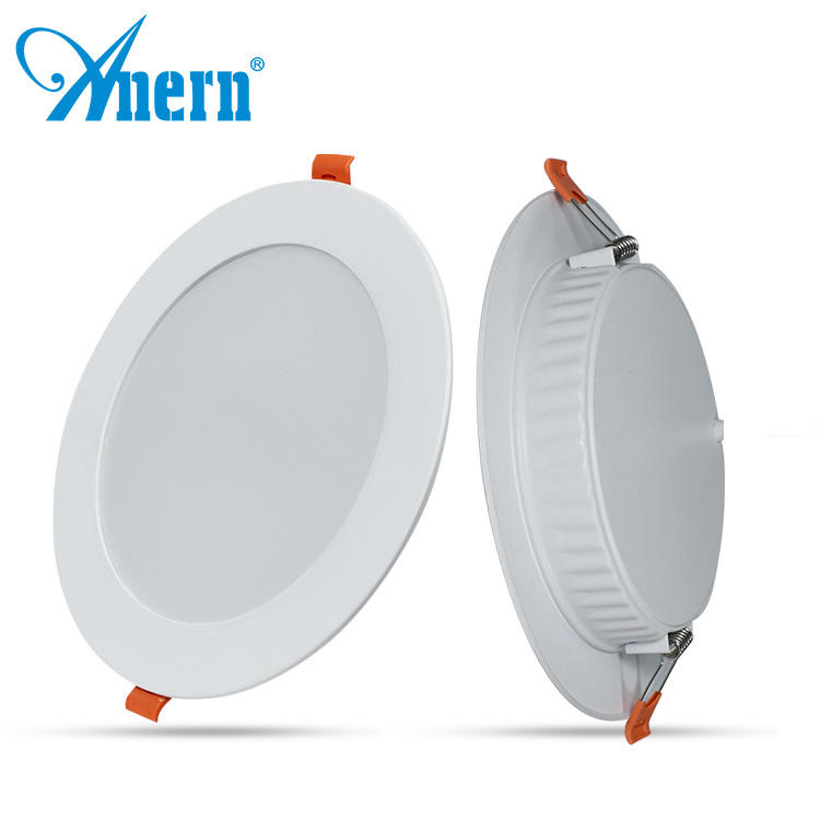 Anern 12v dc 5w 6w 30w dimmable recessed led downlight 3w