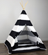 Play Tents Kids Cotton Canvas TeePee Tent Tee Pee For Children