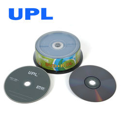 UPL white inkjet printable dvd+rw buying in bulk wholesale blank dvd from chinese supplier